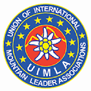 I am a member of the Union of International Mountain Leader Associations